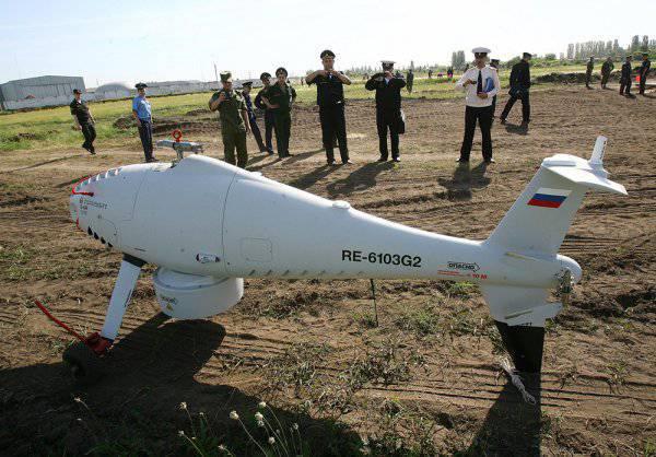 ロシアの防衛産業は沈黙の無人偵察機を開発