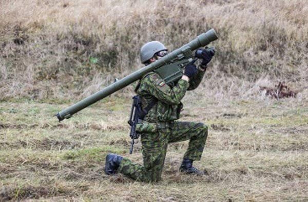 """Как вооружаются прибалтийские """"тигры""""?"""