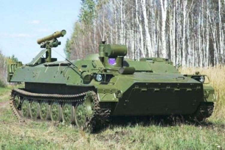 Истребитель танков «Штурм-С» ещё послужит