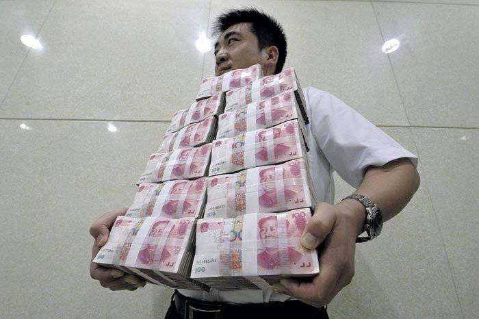 """Китай запустил своповую торговлю в формате """"юань-рубль"""" с Россией"""