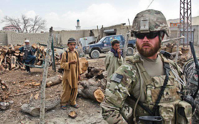 Американские СМИ о числе погибших и раненых в ходе войны в Афганистане