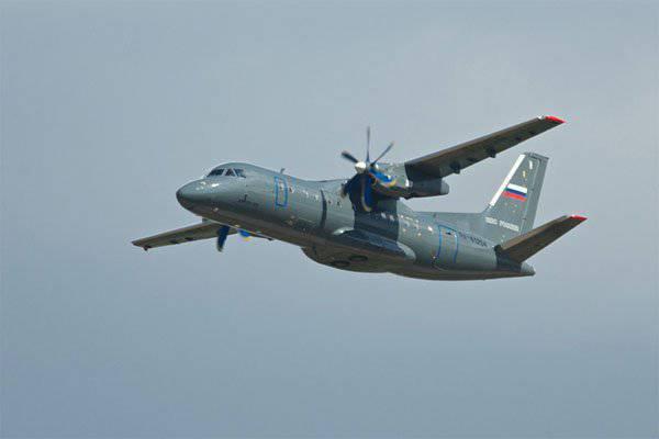1月のロシア太平洋艦隊連合の航空複合施設への装備に関する最高軍事地区のプレスサービス2015
