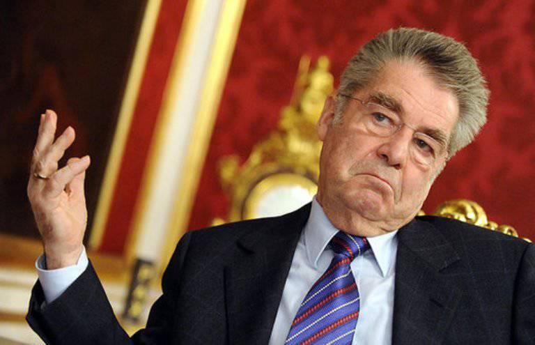 Президент Австрии: новые санкции против России – «глупый и вредный» шаг