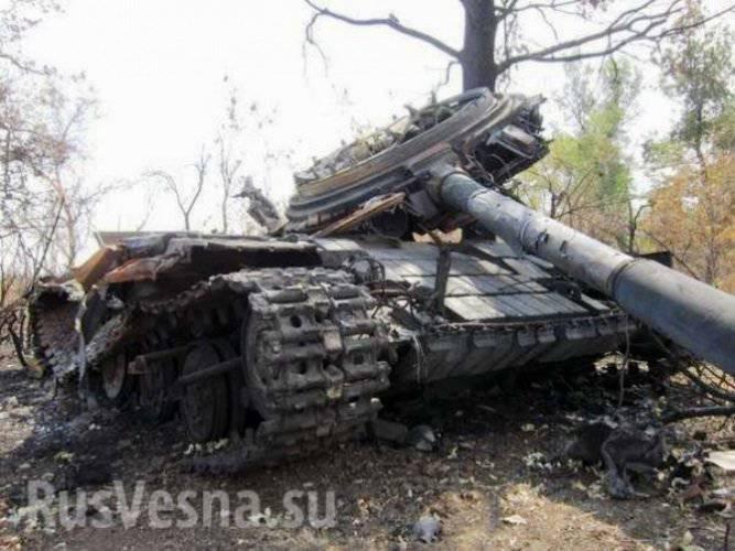 Poroshenko:Ilovaiskyボイラーに対するAPUの復讐