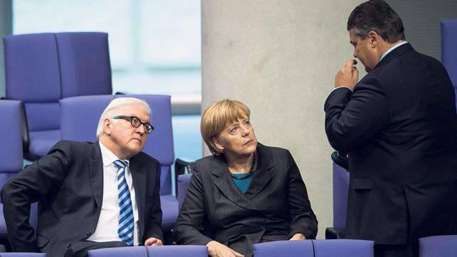 ドイツの社会民主党員:西側、ロシアから私を一人にしておく!