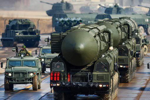 ロシア連邦のゼネラルスタッフのチーフ:2015年の主な優先事項は戦略的核兵器の状態と開発です