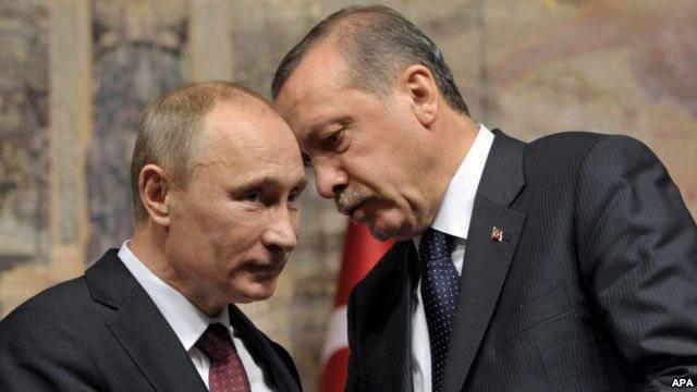 トルコはEUから撤退し、ロシアに頼った
