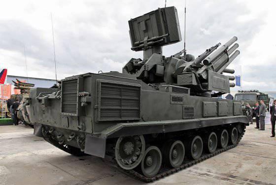 ロシアの航空防衛軍があらゆる標的を迎撃