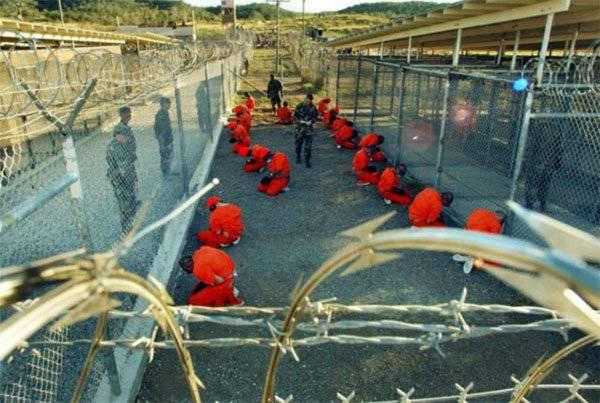 西部メディア:カザフスタンが5人のグアンタナモ囚人を受け入れる