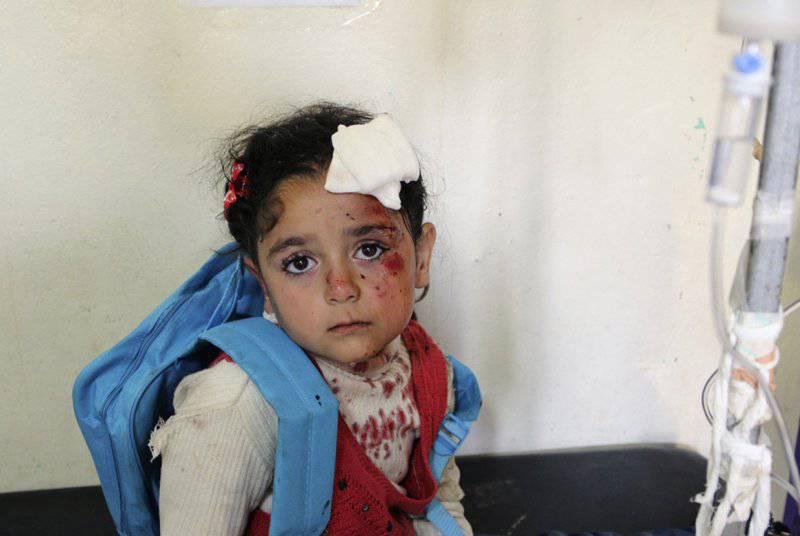 Жизнь на войне: Сирия