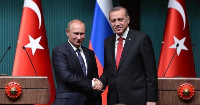 Россия, Турция и сто миллиардов