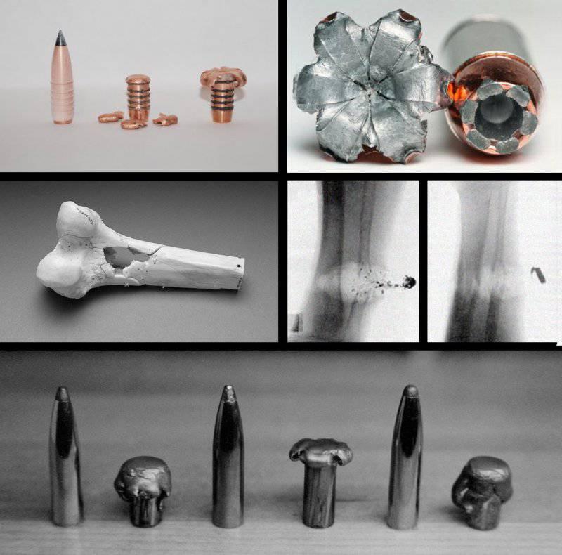 Оружие под запретом. Часть 5. Экспансивные пули