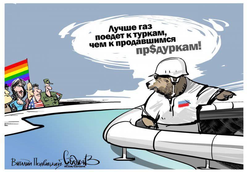 «Турецкий марш» Путина
