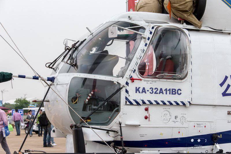 China airshow-2014: вертолеты с турбовальными двигателями