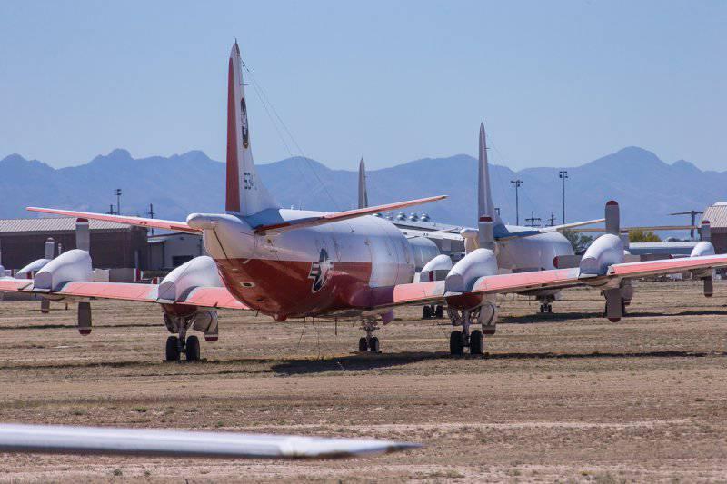 База Дэвис-Монтейн,хранилище самолетов ч.1 зона длительного хранения и восстановления