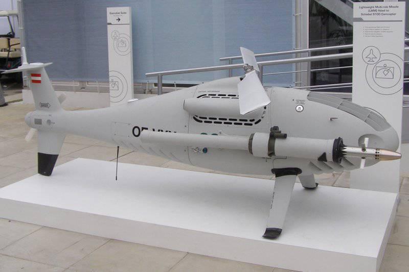 Управляемая ракета Thales LMM (Великобритания)
