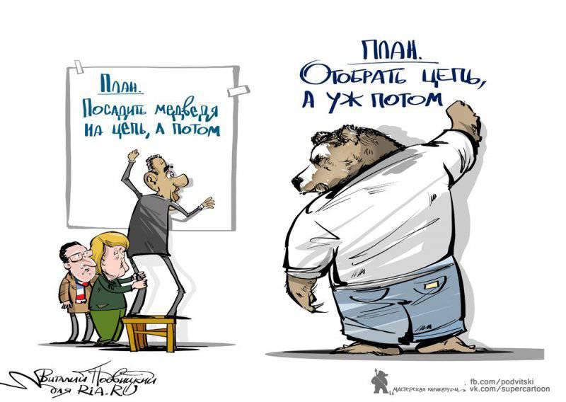 Непредсказуемая Россия 2014 года