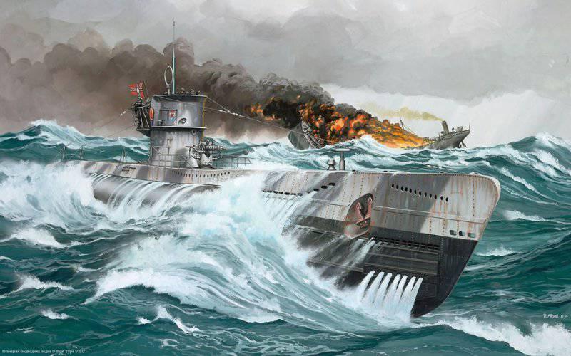 Тайны подводной войны. Часть первая
