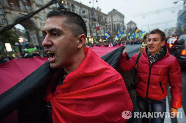 В Киеве совершено нападение на российских журналистов с канала «LifeNews»