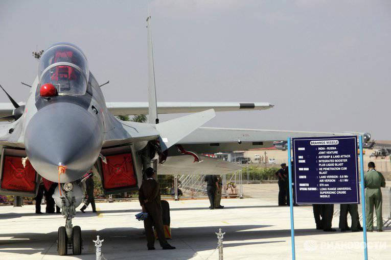 「Rafale」の取引が失敗した場合、インドはSu-30を購入する