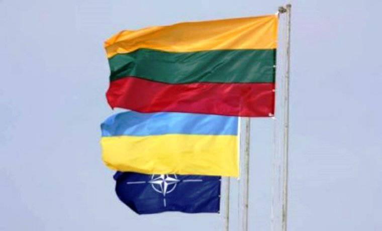 Полномочия посольства НАТО на Украине перешли к литовским дипломатам