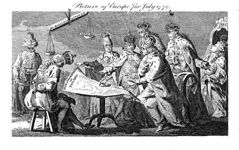 220 лет назад, 3 января 1795 г., была подписана Петербургская декларация России и Австрии о третьем разделе Польши