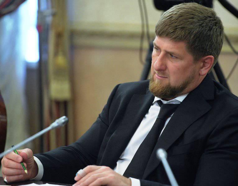 """Kadyrov: अब से हर कमांडर """"अपने"""" गैंगस्टर के लिए खोज करेंगे"""