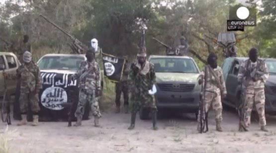 博科圣地武装分子占领了尼日利亚的城市和军事基地