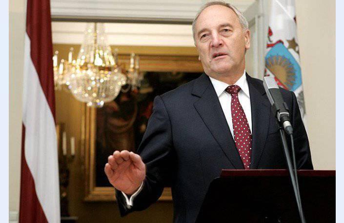 Президент Латвии заявил, что его стране необходимо иметь тёплые отношения с Россией