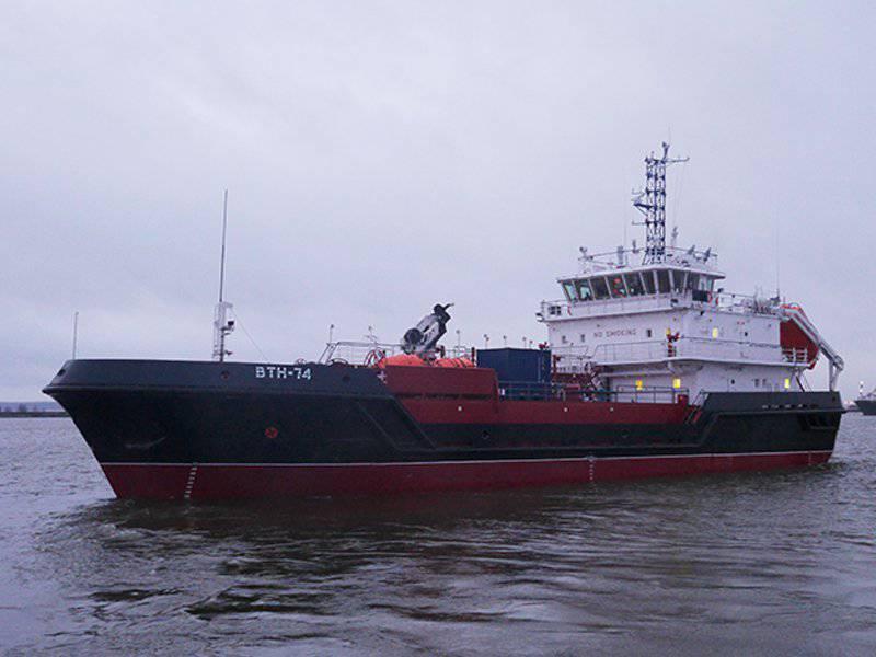 Pella工場が03180船の建造に関する契約を履行