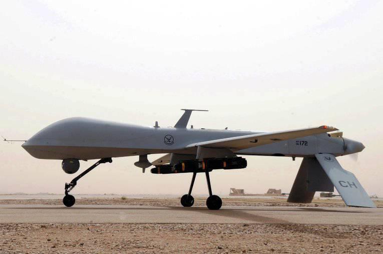 अमेरिकी ड्रोन का बेड़े ओवरलोड और गंभीर स्थिति में है