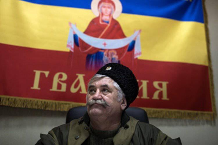 Ataman Kozitsyn:プーチン大統領が私たちの皇帝です