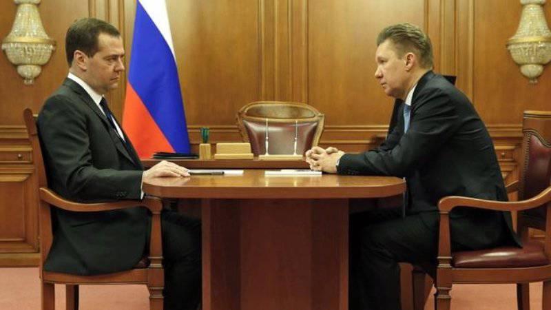 Газпром: Из-за холодов Киев может начать несанкционированный отбор газа