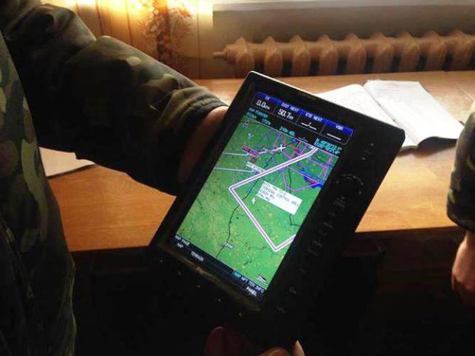 Навигаторы завели украинских солдат в плен к ополченцам