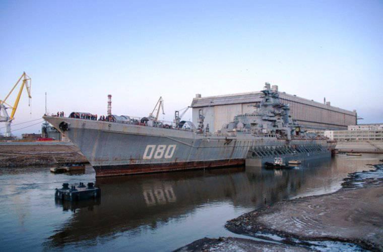 """Armamenti e equipaggiamento acquisiti per la modernizzazione dell '""""Admiral Nakhimov"""""""