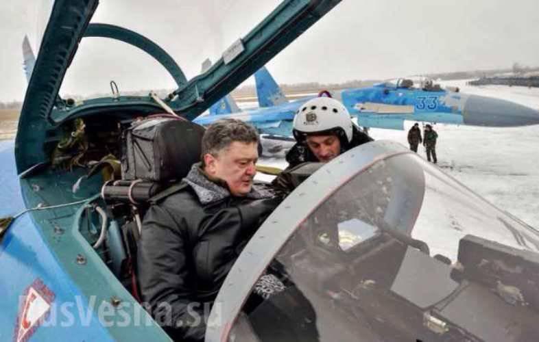 どのようにそして何が彼の軍Poroshenkoを与えました