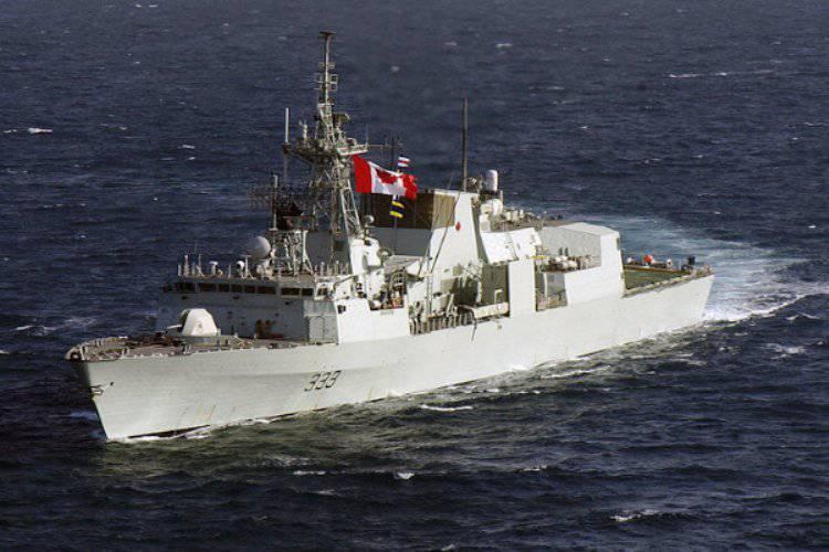 ओडेसा में, एपीयू की मदद से कनाडाई जहाजों की प्रतीक्षा की जा रही है