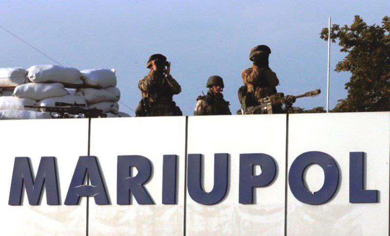 सिलोविकी मुक्त यात्राओं के लिए मारियुपोल को बंद कर देता है