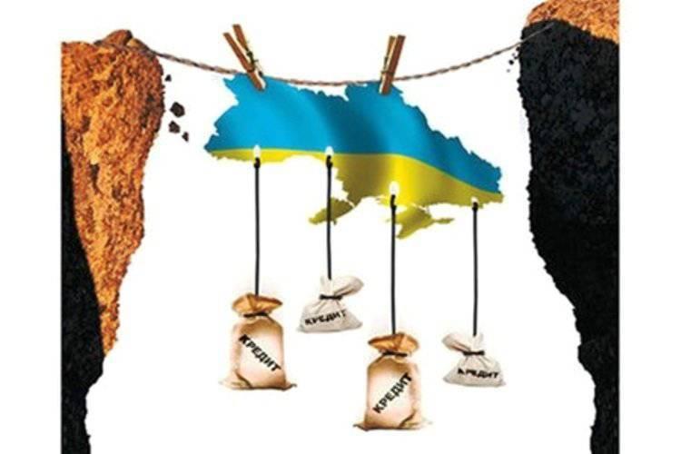 メディア:IMFは、ウクライナの債務がこのような割合で成長することを期待していなかった