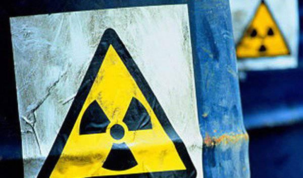 Аварийная ситуация на Саласпилсском хранилище ядерных отходов