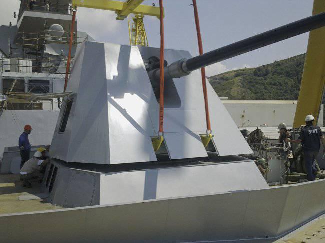 インドはOto Melaraから船上砲兵システムを調達する