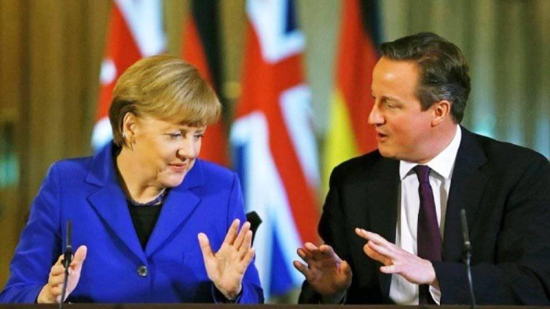 ФРГ и Британия не видят позитивных изменений в Донбассе