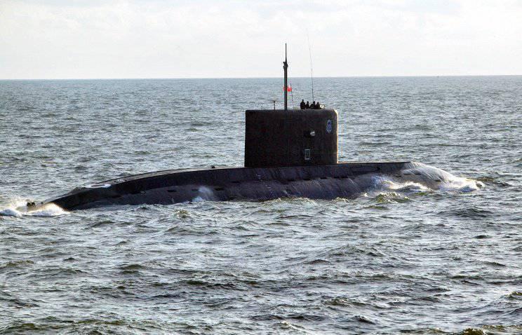 """""""रोस्तोव-ऑन-डॉन"""" अंतर-नौसैनिक संक्रमण और गहरे-समुद्र परीक्षणों की तैयारी कर रहा है"""