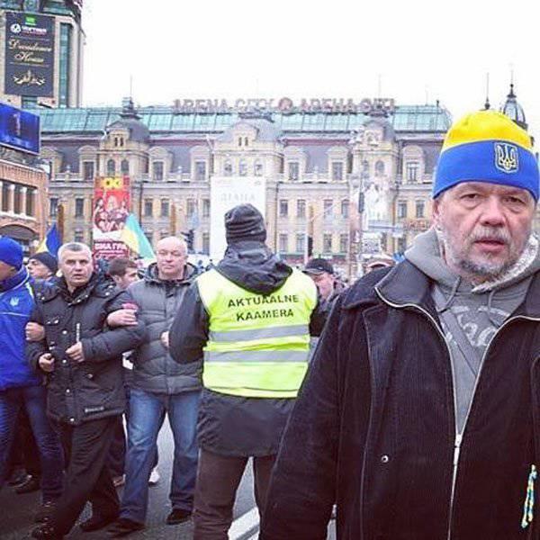 ウクライナの代理は、TopolがロシアからDonetskに追いやられたと発表しました