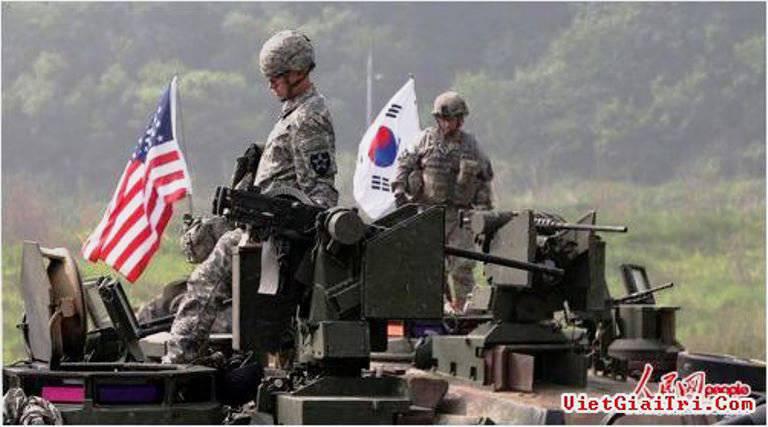 Южная Корея и США продолжат проводить военные учения, невзирая на протесты Пхеньяна