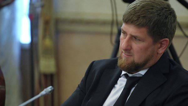 Ramzan Kadyrov:Khodorkovskyは、すべてのイスラム教徒の敵であり、私の個人的な敵です。