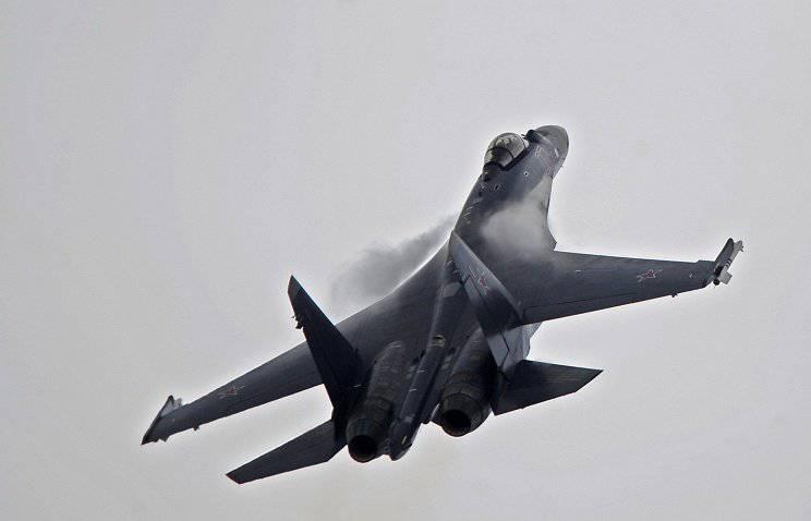 DPRK रूसी Su-35 सेनानियों को खरीदना चाहता है