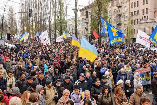 ウクライナの専門家:ウクライナはショックを待っています、そしておそらく、新しいマイダン