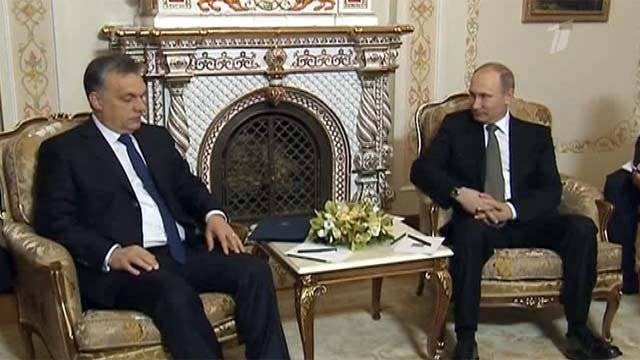 हंगरी के प्रधानमंत्री मार्च में बुडापेस्ट की यात्रा के लिए रूसी राष्ट्रपति को आमंत्रित करते हैं