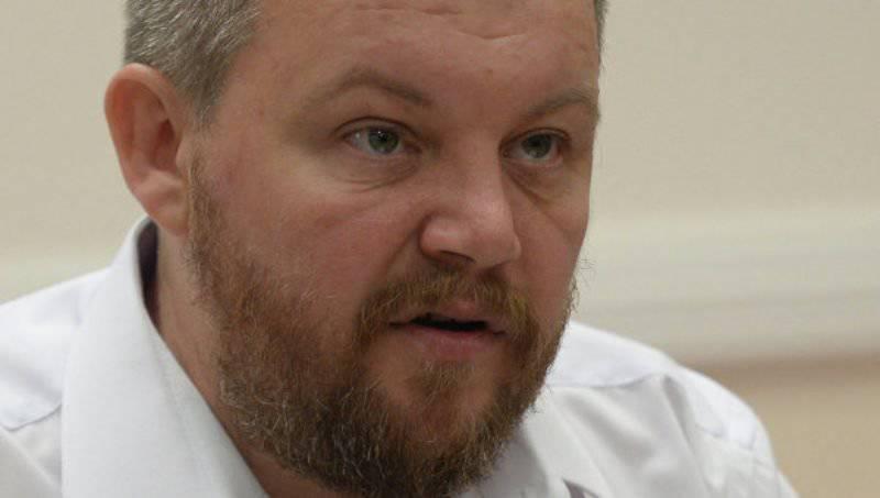 Purgin:Donetsk砲撃はウクライナの軍の挑発です